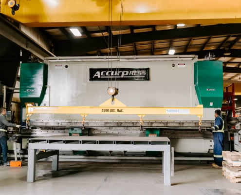 Accurpress Press Brakes